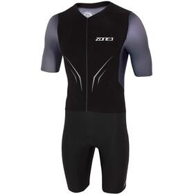 Zone3 Aeroforce-X Trisuit Heren, black/grey